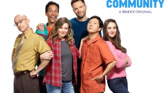 'Community' stars and Dan Harmon on the move to Yahoo: Press Tour live-blog