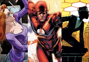 Exclusive: DC Comics returns to a simpler universe in 5 CONVERGENCE: WEEK 1 covers