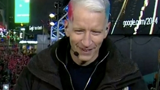 Anderson Cooper Thinks A Quart Of Milk Costs $500, Doesn't Know Who Tony Romo Is