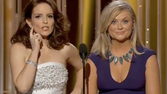 Tina Fey And Amy Poehler Delivered On That Promise Of Bill Cosby Jokes