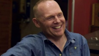 Bill Burr Will Be One Of The Guests On The Premiere Of Larry Wilmore's 'The Nightly Show'