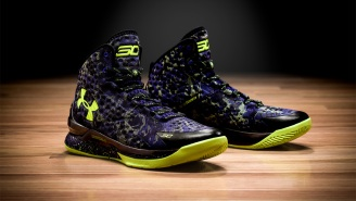 "Under Armour Reveals Curry One ""Dark Matter"" All-Star Colorway"