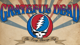 The Grateful Dead Is Reuniting With Trey Anastasio Filling In For Jerry Garcia