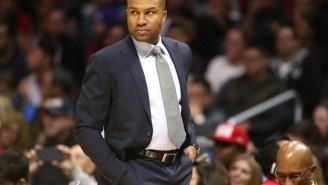 Nobody Gives Motivational Speeches Quite Like Knicks Coach Derek Fisher