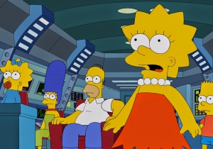 This Season's Oddest 'Simpsons' Episode Was Almost The Next 'Simpsons' Movie