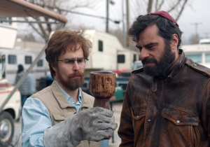 Review: Sam Rockwell Plays A Biblical Treasure Hunter In Jared Hess's Undercooked 'Don Verdean'