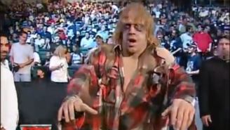 RIP The ECW Zombie Tim Roberts, 1976-2015