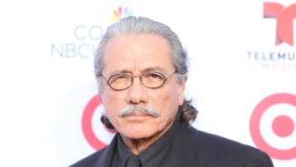 Edward James Olmos Is Set To Join Marvel's 'Agents Of SHIELD'