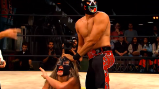 The Over/Under On Lucha Underground Episode 11: Big Ryck Gets Smoked