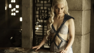 Emilia Clarke Warns Season 5 Of 'Game Of Thrones' Will Cause More Reaction Videos