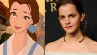Disney casts Emma Watson as Belle in live-action 'Beauty & the Beast'