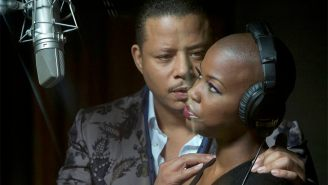 Review: 'Empire' is dirty, soapy hip-hop fun for Terrence Howard