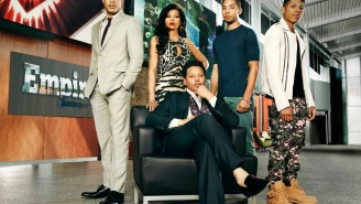 'Empire' team spills on diversity, Cookie's inspiration and getting Terrence Howard