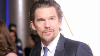 Ethan Hawke Says He Thinks Scott Derrickson Wanted Him To Be 'Doctor Strange'