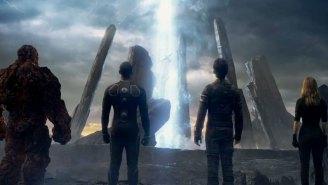 'Fantastic Four' teaser trailer is heavy on voice-over, light on plot details