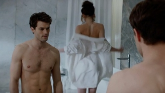 'Fifty Shades Of Grey' Will Feature Approximately 20 Minutes Of Sex Scenes