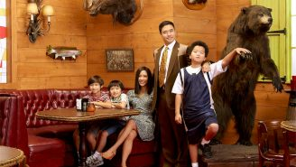 'Fresh Off the Boat' stars and producers on race, conflict and comedy