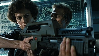 The Director Of 'District 9' Was Secretly Working On A Ripley-Starring 'Alien' Project