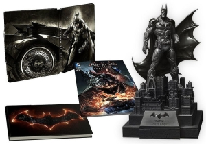 The 'Batman: Arkham Knight' Limited Edition Statue May Give Away A Big Spoiler