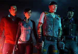 New 'Call Of Duty: Exo Zombies' Trailer Brings Out Janitor John Malkovich And Undead Doggies