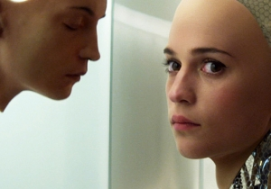 Watch Two New Clips From The Robo-Sexin' Movie 'Ex Machina'