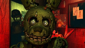 Grab Some Clean Pants, Here's The First Teaser For 'Five Nights At Freddy's 3'