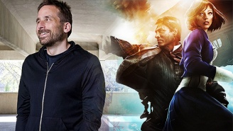 'BioShock' Creator Ken Levine Is Working On A New Big, First-Person, Sci-fi Game