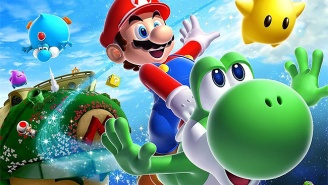The 'Mario Bros.' Theme Song Has Official Lyrics, And Not The Ones Lou Albano Sang