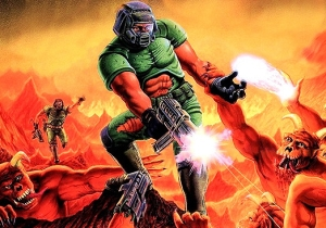 Artificial Intelligence Programs Kill Each Other In 'DOOM' For Our Amusement/Doom