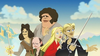 'Inconceivable!': A Junky Looking 'The Princess Bride' Mobile Game Now Exists