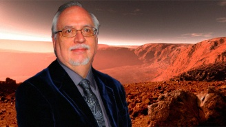 J. Michael Straczynski Of 'Babylon 5' Returns To Space Drama With A TV Adaptation Of 'Red Mars'