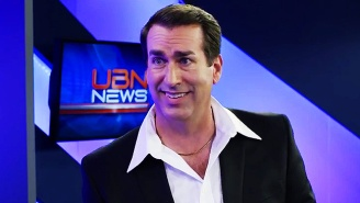 Check Out Rob Riggle As Frank West In The Debut Trailer For 'Dead Rising: Watchtower'