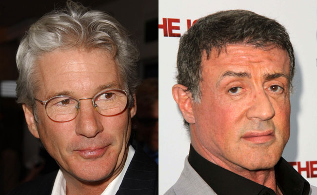 Gere-Stallone