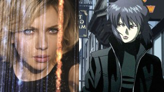 'Ghost in the Shell' casts Scarlett Johansson as their lead, what were they thinking?