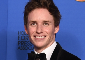 Why are all the actors British now? Eddie Redmayne can't make sense of it either