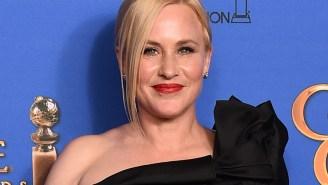 'Boyhood's' Patricia Arquette can't believe she beat Meryl Streep: 'It is amazing'