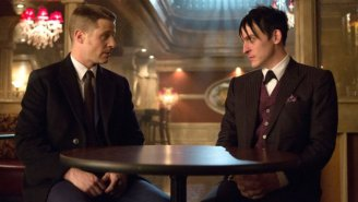 Let's Liveblog Tonight's Geeky TV: 'Gotham' May Gut A Fish
