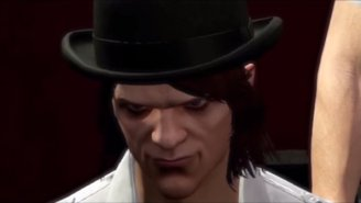 Watch 'A Clockwork Orange' Recreated In 'Grand Theft Auto Online'