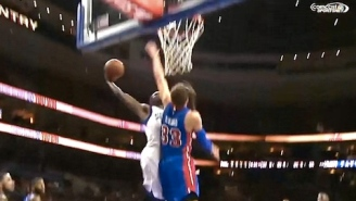 Video: Jerami Grant Throws Down Monster Jam On Jonas Jerebko