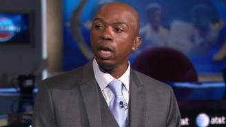 CBS Has Suspended Greg Anthony Indefinitely After He Was Arrested For Allegedly Soliciting A Prostitute