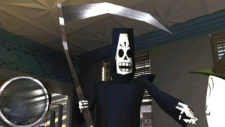 You Can Finally Play The Greatest Video Game Ever, 'Grim Fandango'