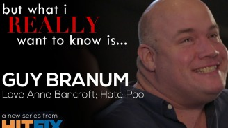 Comedian Guy Branum: But What I Really Want to Know Is…