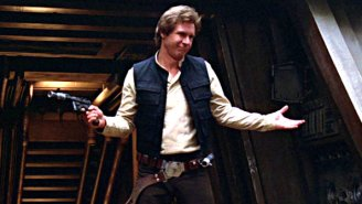 Harrison Ford's Reaction To This 'Star Wars' Question Is Pure Harrison Ford