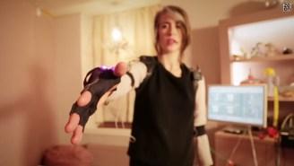Watch As Imogen Heap Demonstrates Her New Musical Gloves