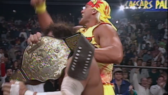 The Best And Worst Of WCW Monday Nitro 1/22/96: Hulk Hogan's Friend Wins The World Title