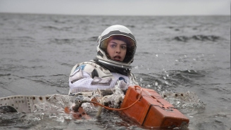 Hell's bells, 'Interstellar' got a Cinema Audio Society sound mixing nomination