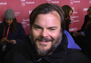 Jack Black loves the 'indie-fresh lifestyle': On 'The D Train' and Tenacious D