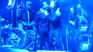 Watch Jack White Rock A Sold-Out Madison Square Garden With Special Guest Q-Tip