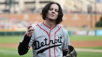 Jack White Is Getting His Own Topps Baseball Card