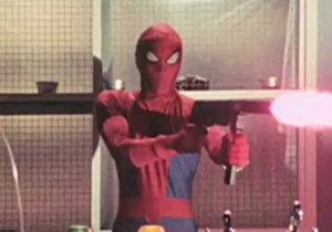 Watch Two Episodes Of The Completely Insane 'Japanese Spider-Man'